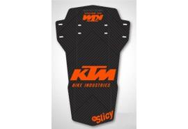 """KTM Garde-Boue Avant """"Edition limitée"""""""