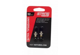 Stan's NoTubes Valves tubeless 32mm X2