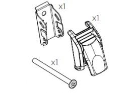 Thule Kit boucle pour porte-vélos EasyFold 931 et 932