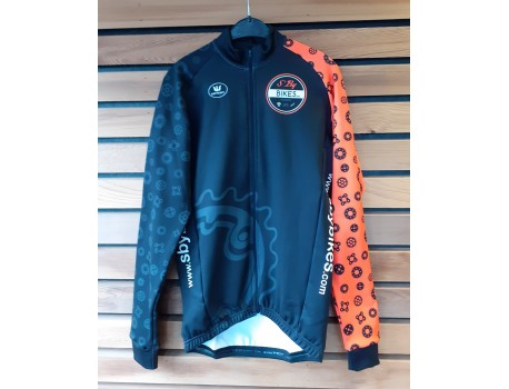 Maillot manches longues  S'by bikes