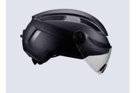BBB Casque Indra Faceshield Clear