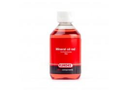 Elvedes Huile minérale rouge 250ml