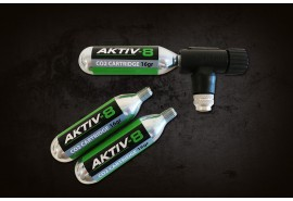 Aktiv-8 Contrôle Drive & cartouches CO2