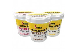 3action Protein Oats