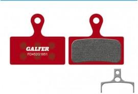 Galfer Bike Plaquettes FD452G1851 Shimano XTR-SLX GO2A, GO3A, GO4S, JO4C