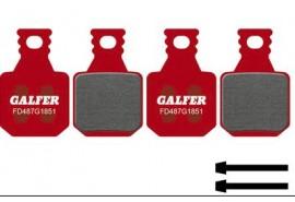 Galfer Bike Plaquettes FD293G1851 Shimano Deore B01S
