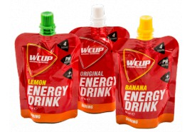 Wcup Energy Drink 5+1 gratuit