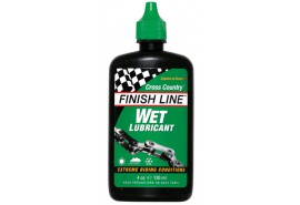 Finish Line Cross country  Wet lubricant 120ml