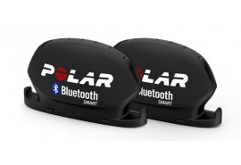 Kit capteur de vitesse Bluetooth® Smart et capteur de cadence Bluetooth® Smart Polar