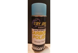Morgan blue Carbone polish 400ml