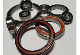Z Bearings ZB 19287 2RS FB