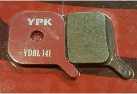 YPK Plaquettes de freins YDBL141