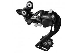 Shimano Dérailleur Arriere 10 Vitesses Noir GS RD-M786 Deore XT Shadow+