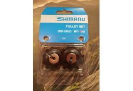 Shimano Galets Dérailleur 11 Vitesses RD-5800