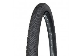Michelin Pneu VTT Country Rock Noir 26X1.75 Tringle Rigide