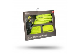 GripGrab Hi-Vis Running Essentials