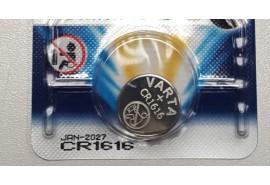 Varta Pile Lithium CR 1616