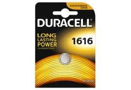Duracell Pile Lithium CR 1616