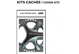 Specialites TA Kit de caches pour Shimano Ultegra 6800